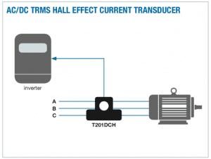 Sơ đồ biến đổi dòng điện sang analog 4-20ma