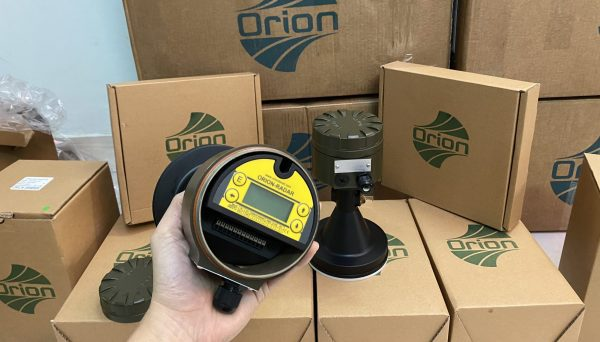 cảm biến radar đo mức