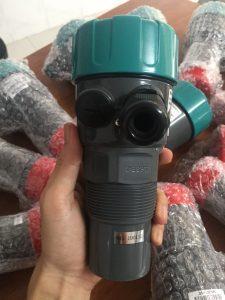 cảm biến đo mức nước thải bằng siêu âm