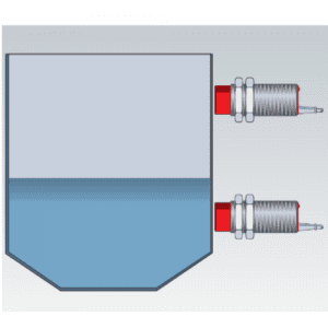 Các dòng cảm biến đo mức hạt nhựa