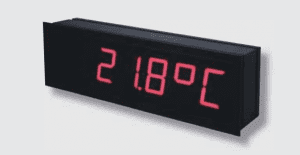 bộ hiển thị áp suất và nhiệt độ