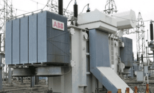 Máy biến áp dùng trong các trạm biến áp