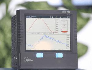 Bộ ghi nhiệt độ - áp suất - lưu lượng