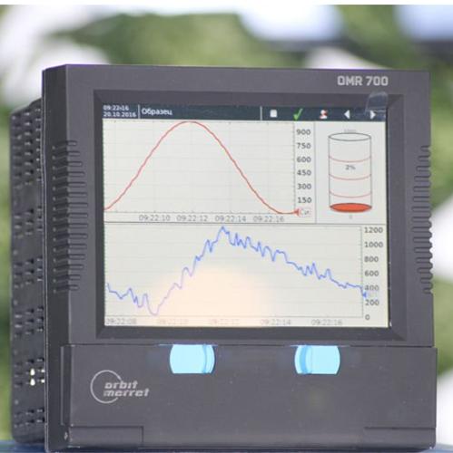 Data logger nhiệt độ - áp suất - lưu lượng