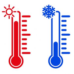 Các loại đơn vị đo nhiệt độ