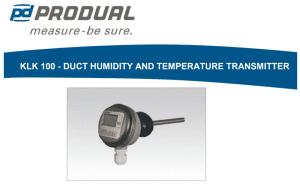 cảm biến đo nhiệt độ và độ ẩm
