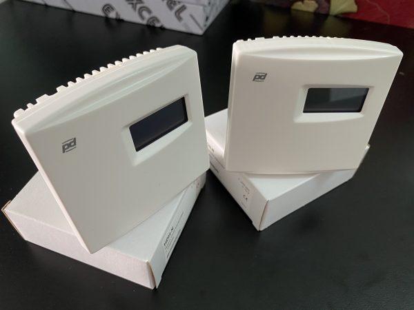 cảm biến đo khí CO2 láp trong phòng