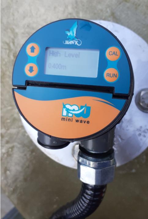 cảm biến đo mức dầu MWB1A
